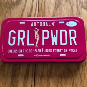 the Balm 0.28 oz NEW  GRL PWDR
